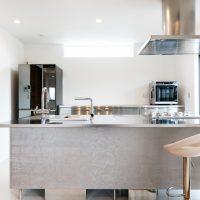 カフェのようなキッチン