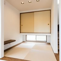 デザイン性の高い和室